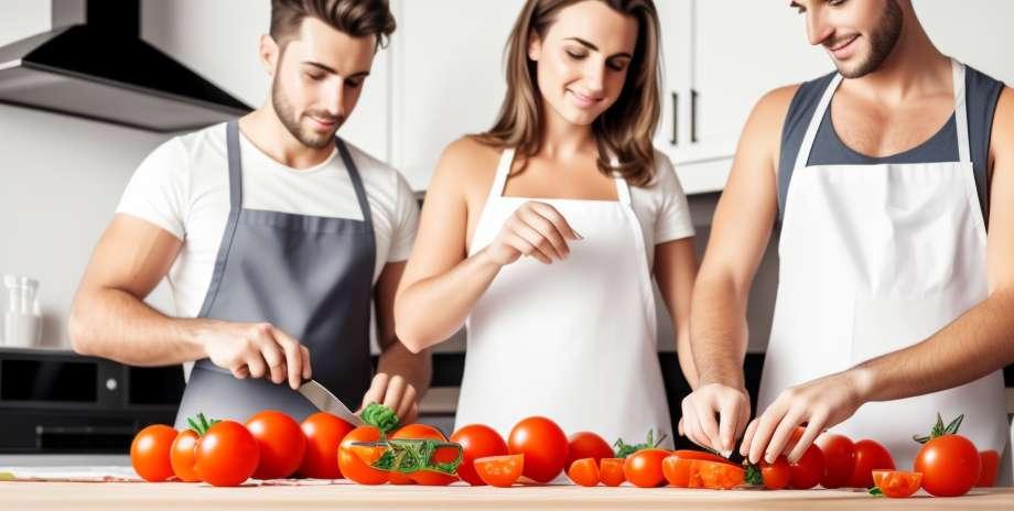 العلاقة بين فقدان الدهون والطعام