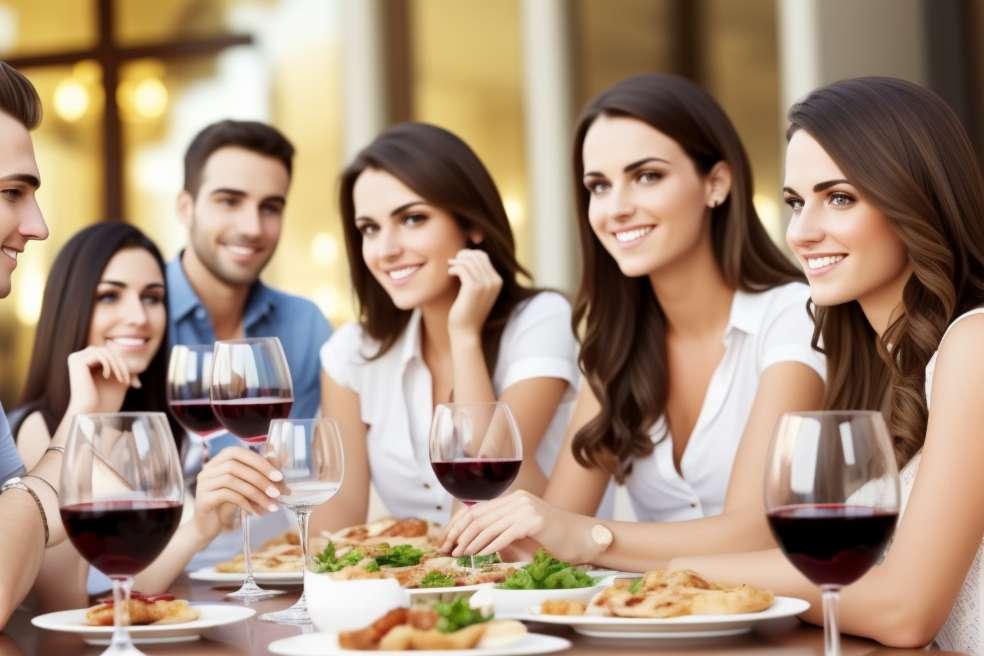 Tips til at spise ude og bo sammen