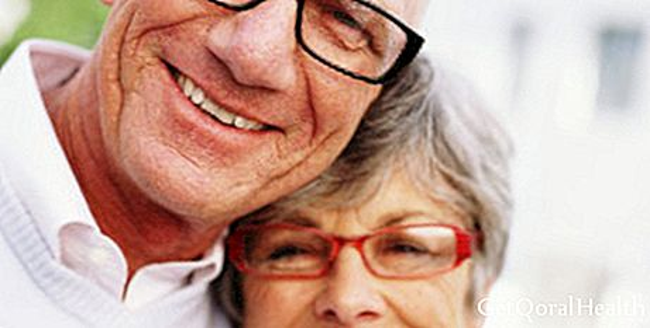 Krásný vzhled u starších dospělých