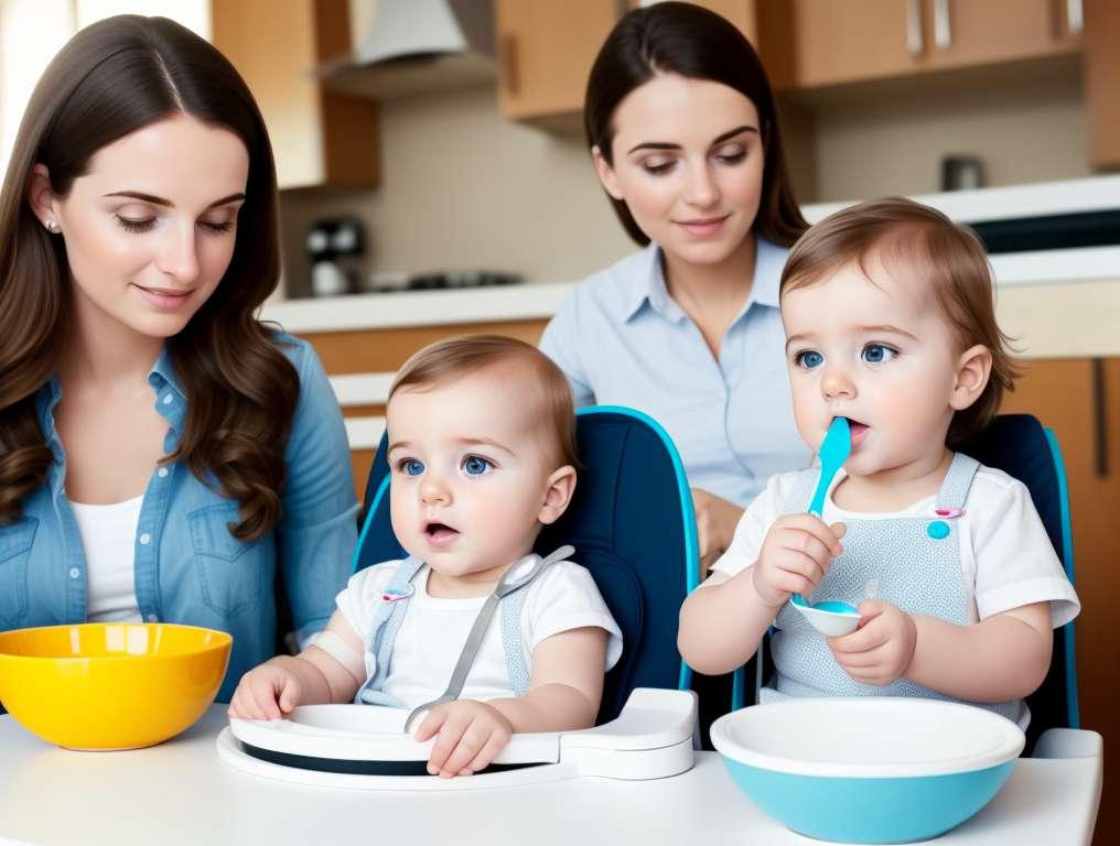 Enrichir la nourriture des enfants