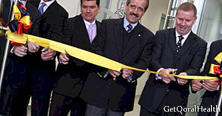 Mead Johnson inaugure l'institut de nutrition pédiatrique
