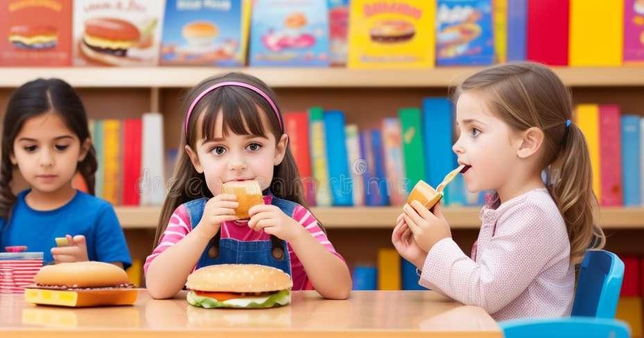 Produits hypocaloriques vs obésité infantile