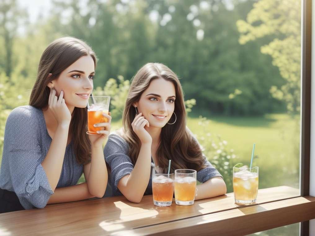 Juice at nære hovedbunden