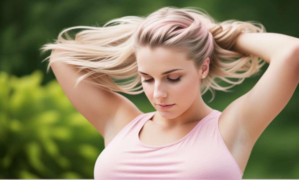 Oštećenje pranja kose s sodom