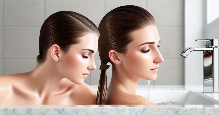 Vask eller ikke vaske håret hver dag