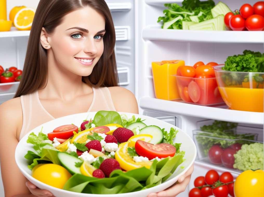 Pět krásy řešení v lednici