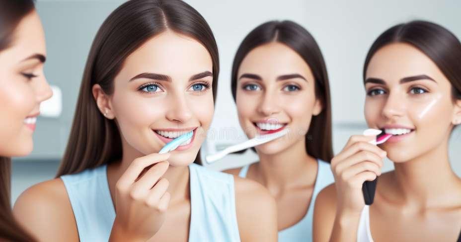 Kebersihan diri dan penggunaan berus gigi