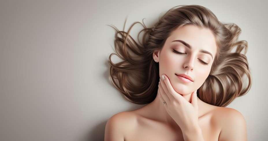 Exercices du visage, essentiels pour votre cou
