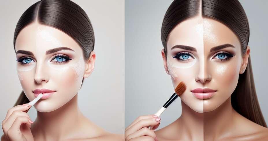 5 wskazówek, aby uniknąć infekcji po makijażu