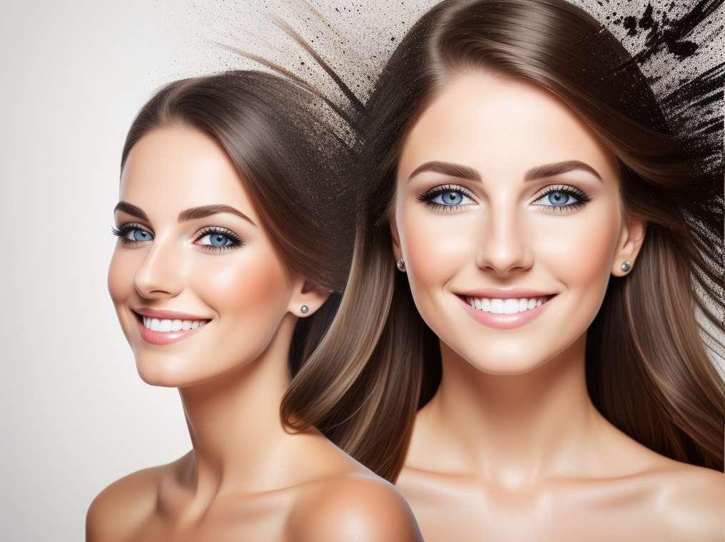 Makeup pro unavenou tvář