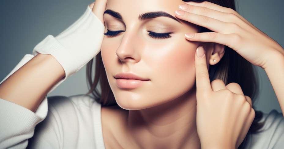 Pijat wajah vs keriput dan flacciditas
