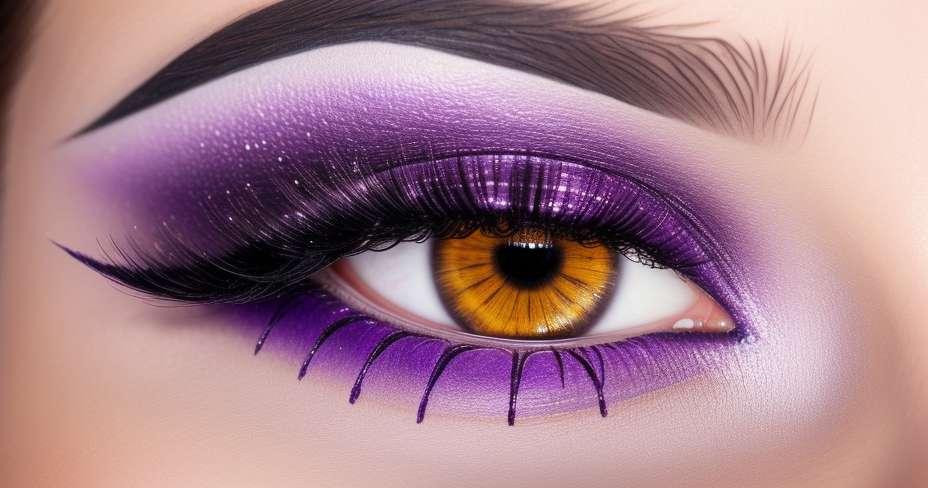 Intensifikasi mata anda dengan bulu mata palsu