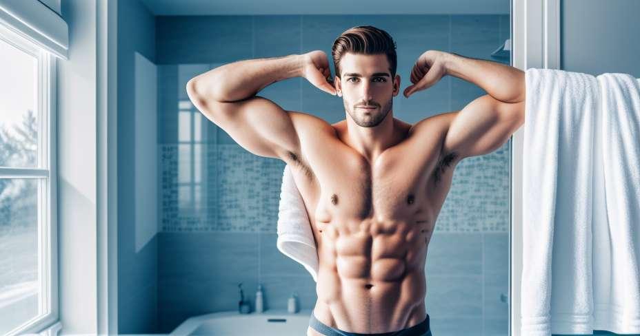5 tips for å ta vare på mannlig hud