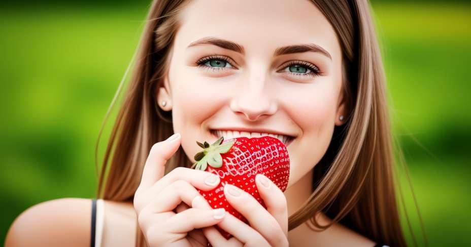 5 maistinės medžiagos, kurios pašalina spuogus