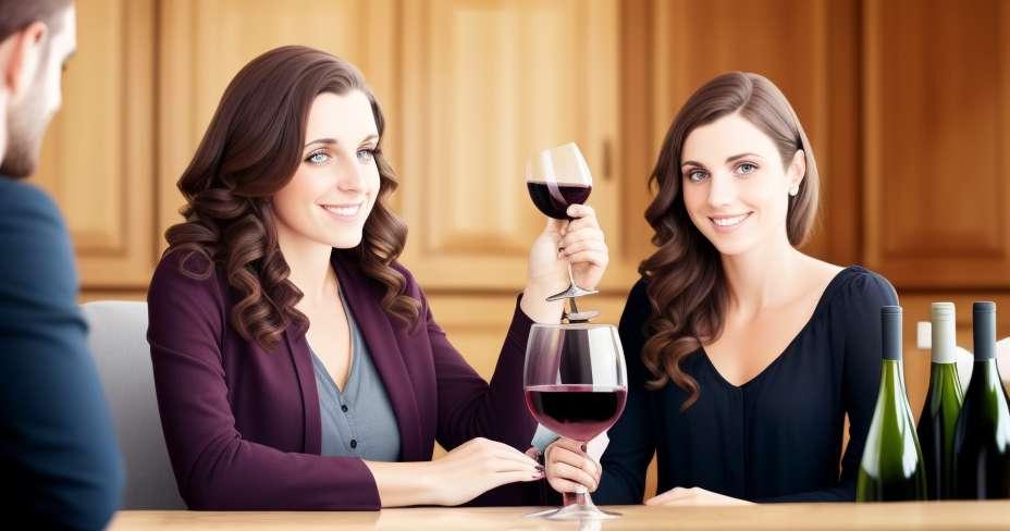 Crno vino zimi brine o vašoj koži