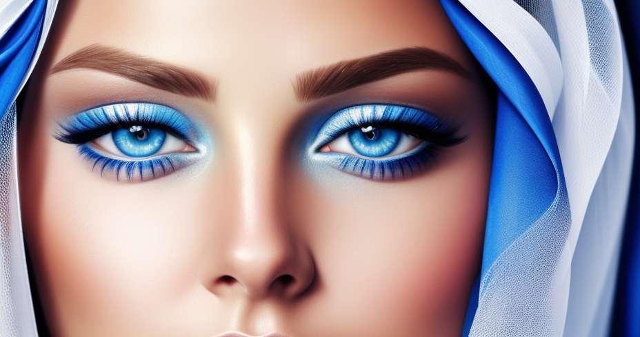 5 Tasten, um einen Eyeliner auszuwählen