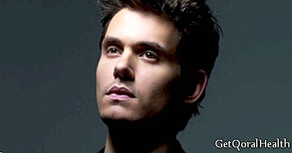 John Mayer trpí granulomem