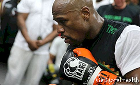 Photogallery: What does Floyd Mayweather Jr. eat?