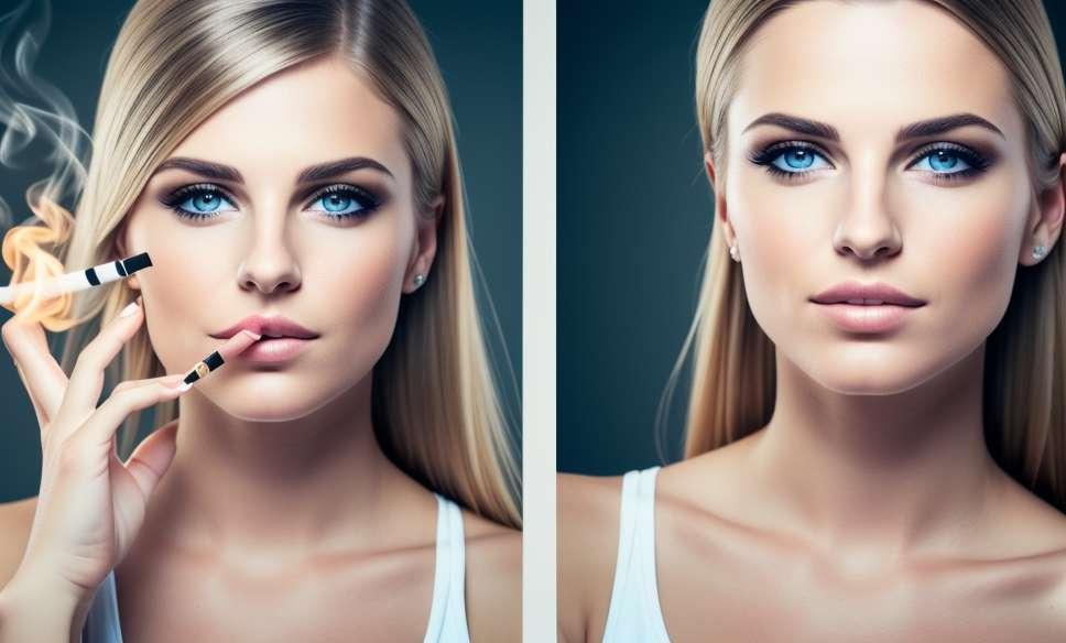 Rökning förflyttar klimakteriet ... upp till 5 år!