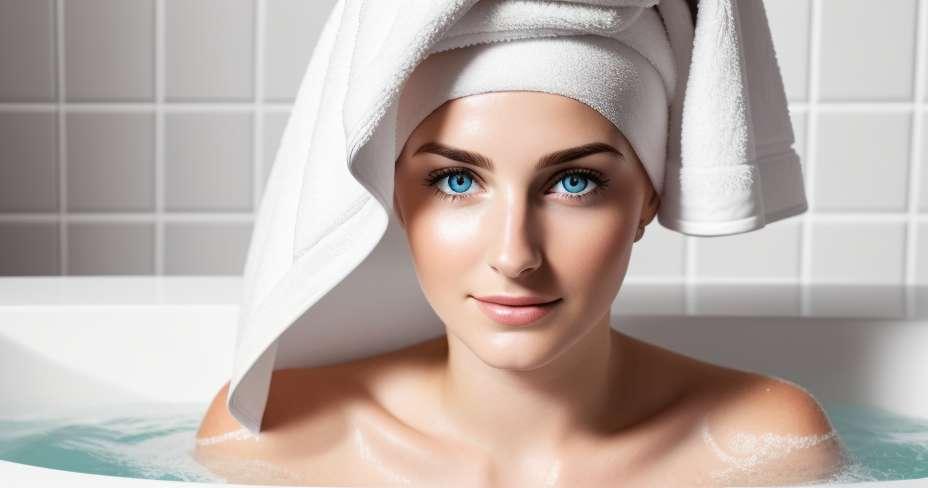 あなたの肌を角質除去するためのオートミール風呂