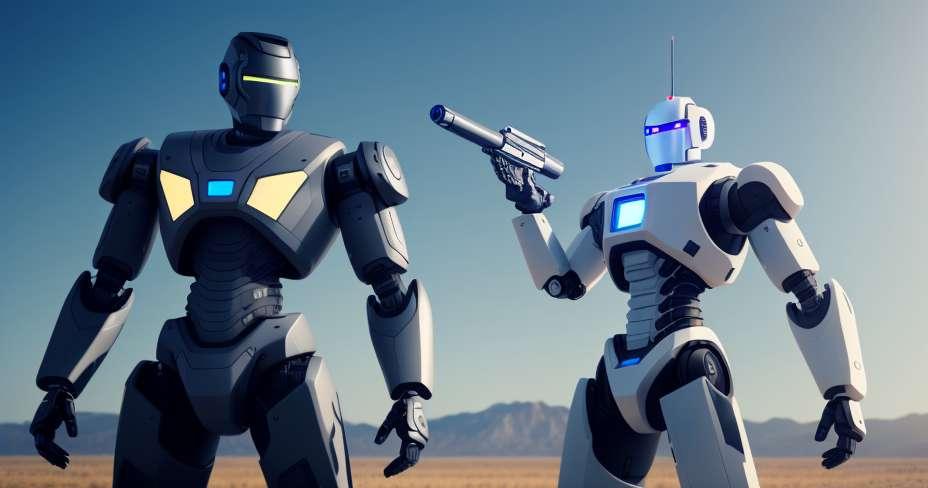 Bir robotun elinde sağlığınız!
