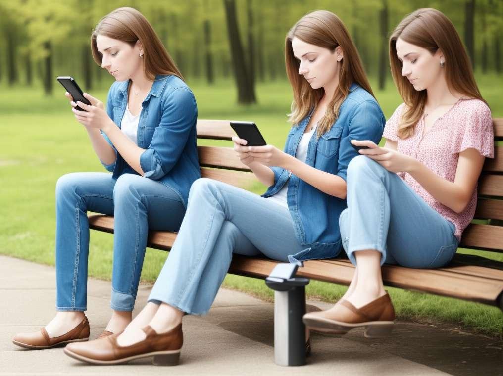 Khám phá với điện thoại thông minh của bạn nếu bạn hạnh phúc