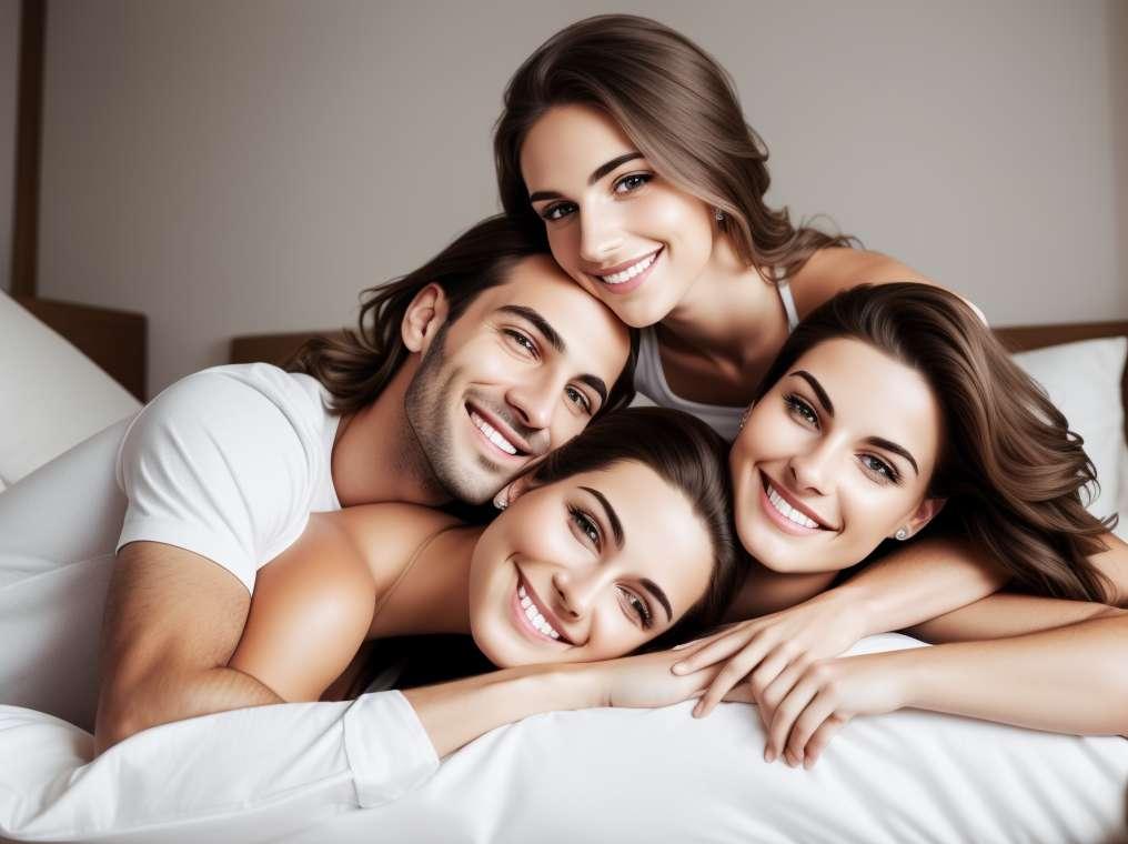 Les femmes rient plus que les hommes?