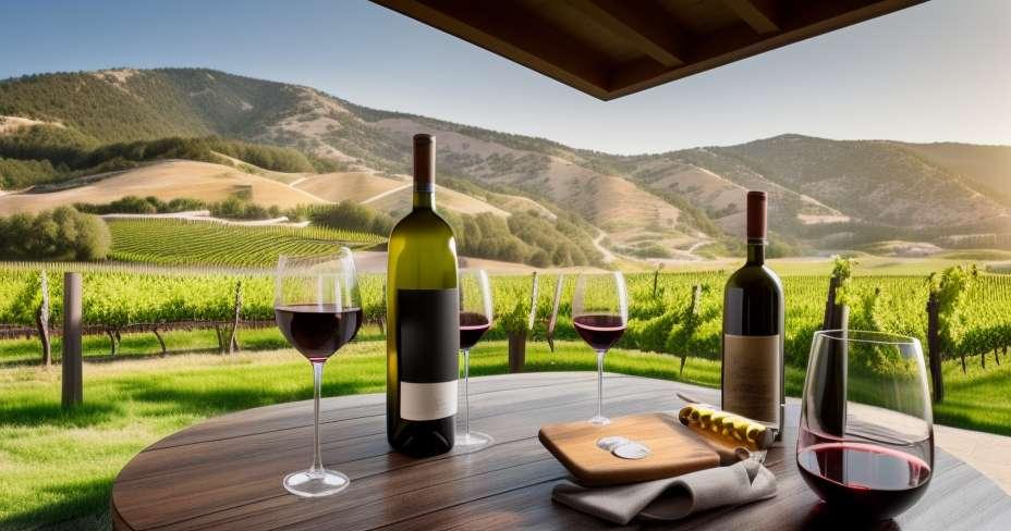 5 syytä maistaa orgaanista viiniä