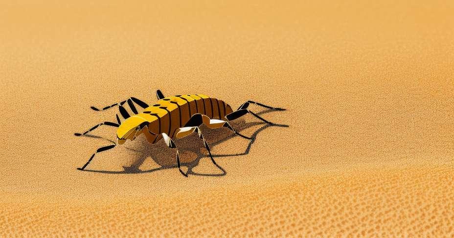 Strup Scorpion lahko ozdravi malarijo in uniči škodljivce