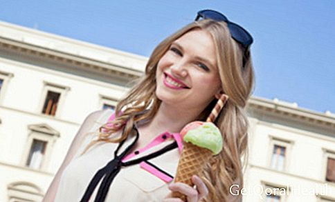 7 beneficial effects of eating ice cream
