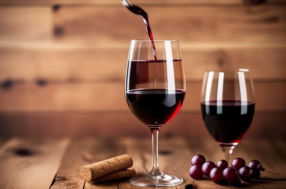 10 prednosti crnog vina