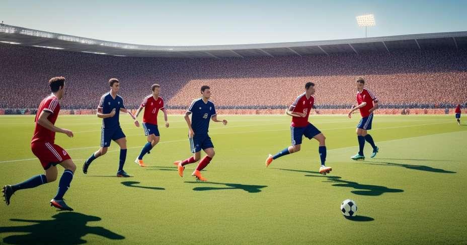 Fotbal je vášeň, která vám může pomoci lépe se léčit