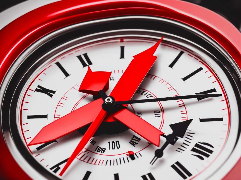 Chaque montre marque son heure