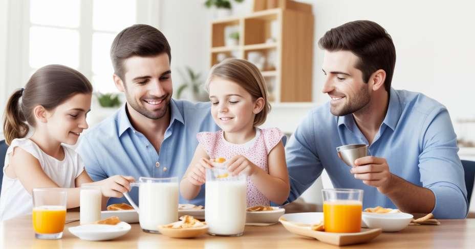 Quelles sont les habitudes alimentaires de vos enfants?