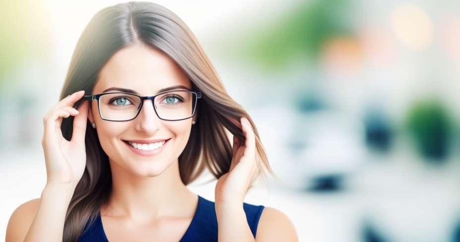 La santé visuelle est mesurable avec des dioptries
