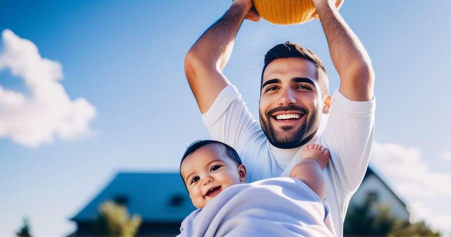 Jeste li vi samohrani otac?