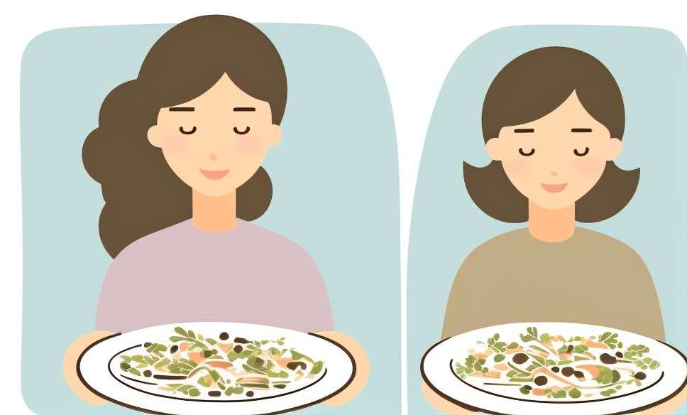 Kurangkan jumlah kalori untuk menjadi baik!