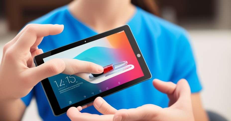 Test urina na mobitelu?