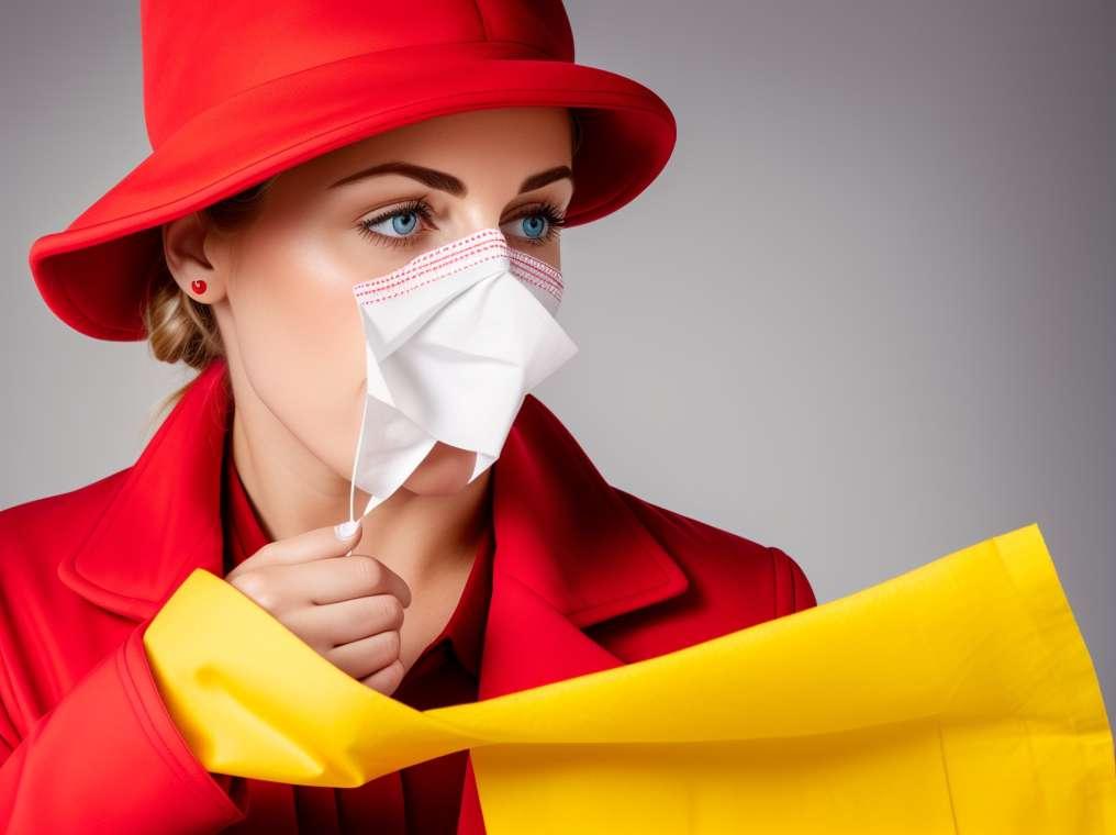 肺炎を予防するための行動
