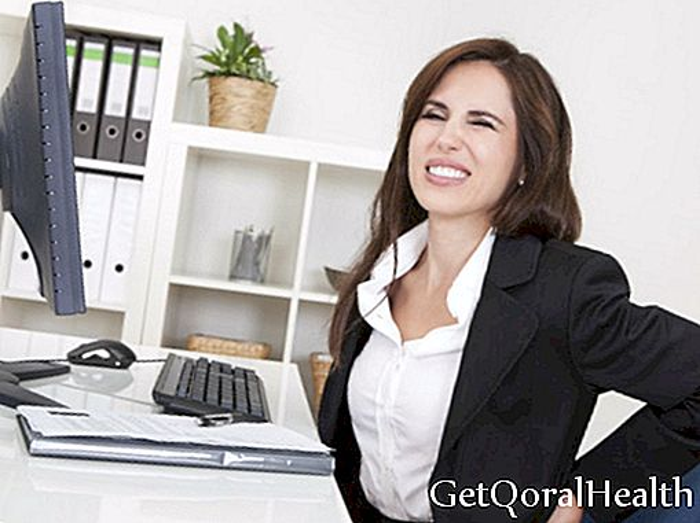 5 симптома мишићног стреса