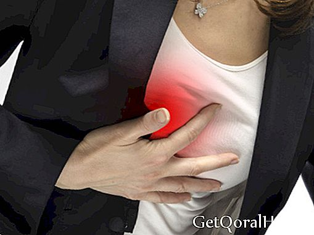 Doença cardíaca piora com a idade