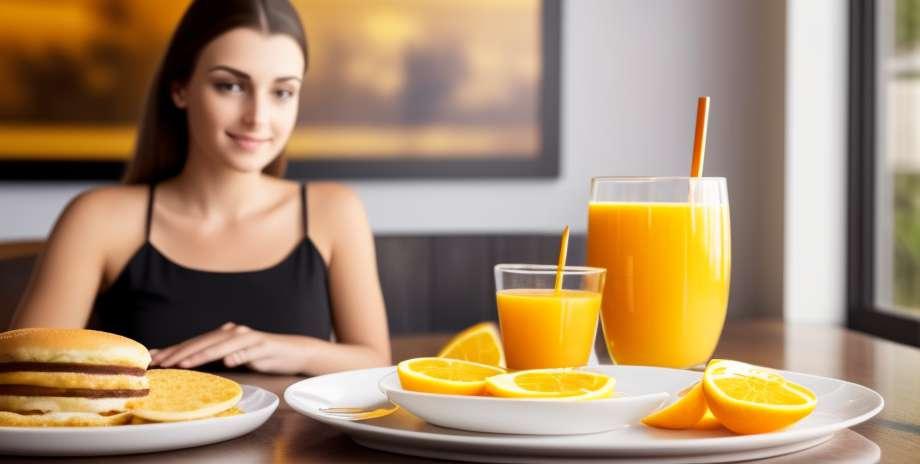 Padidinkite pilvo riebalus, nevalgant pusryčių