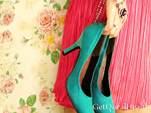 Tips for not suffering when wearing heels