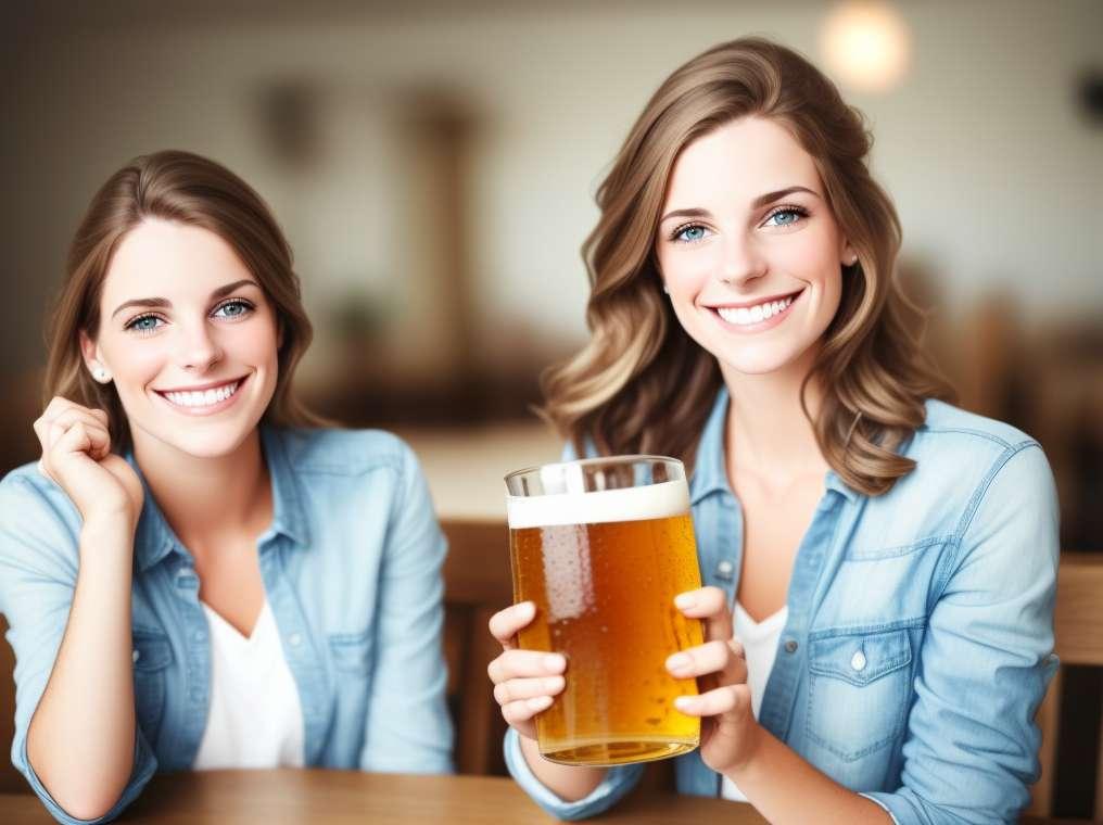 Bira tadı sever misin?
