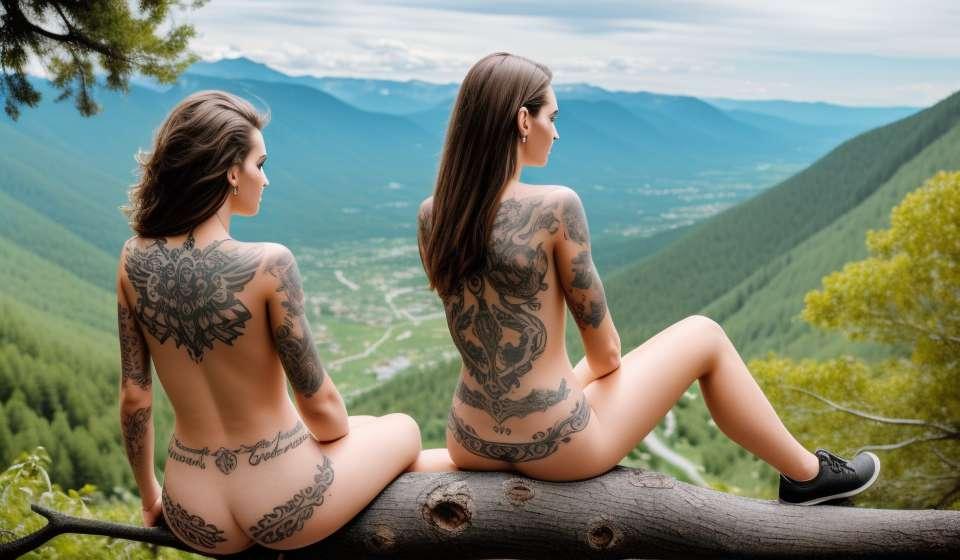 Andere Gründe, ein Tattoo zu löschen