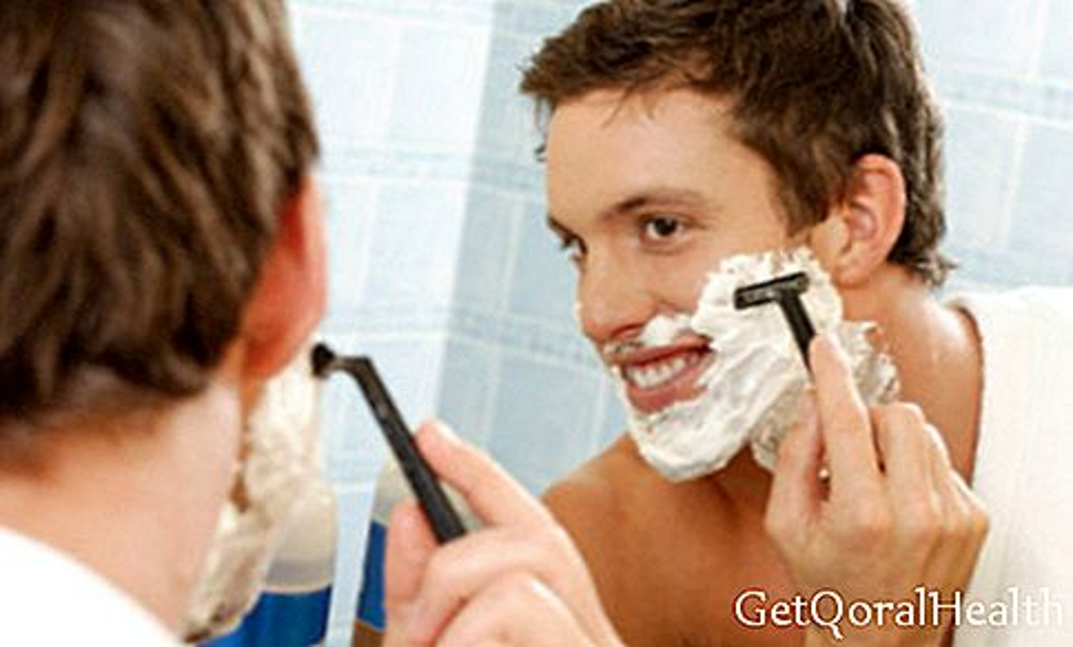 Rasage et acné
