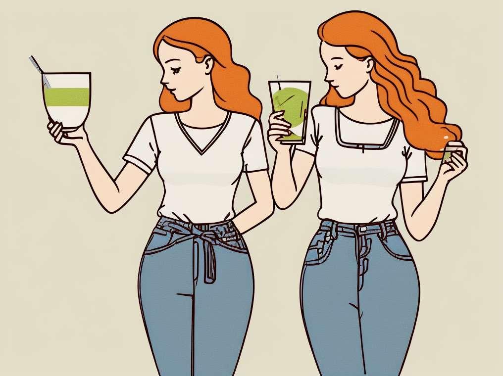 10 nelielas izmaiņas, kas palīdz jums zaudēt svaru