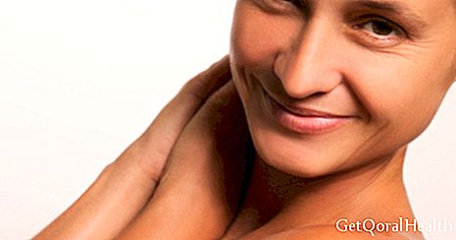 Kold og nødvendig pleje af huden