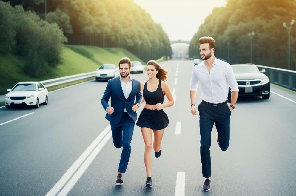 Si vous faites de l'exercice, vous courez le risque de maladie cardiovasculaire