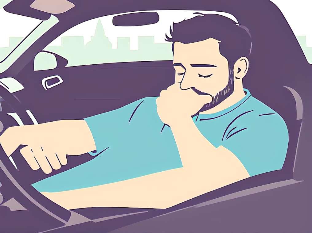 Kako san djeluje na našu sposobnost vožnje?